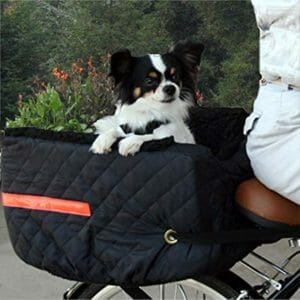 Snoozer Top 10 Best Bike Carriers For Dogs