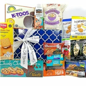 Specialty Gift Boxes Top 10 Best Gluten-Free Foods Gifts