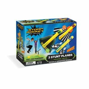 Stomp Rocket Top 10 Gifts for Boys Ages Five to Seven
