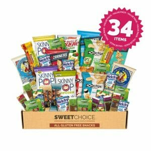 Sweet Choice Top 10 Best Gluten-Free Foods Gifts