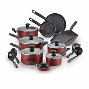 T-fal 2 Top 10 Best Non-stick Pots and Pans Sets
