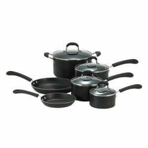 T-fal 2 Top 10 Best Pots and Pans Sets for Induction Stoves