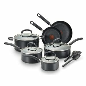 T-fal 3 Top 10 Best Pots and Pans Sets for Induction Stoves