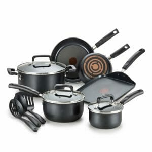 T-fal Top 10 Best Non-stick Pots and Pans Sets