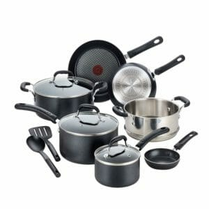 T-fal Top 10 Best Pots and Pans Sets for Induction Stoves