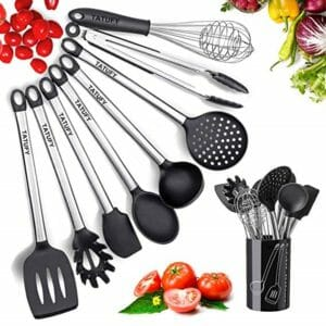 TATUFY Top 10 Best Everyday Kitchen Utensils Sets