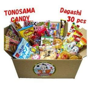 TONOSAMA CANDY BOX Top 10 Best International Foods Gifts