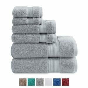 TRIDENT Top 10 Best Bath Towel Sets