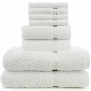 TURKUOISE TURKISH TOWEL Top 10 Best Bath Towel Sets