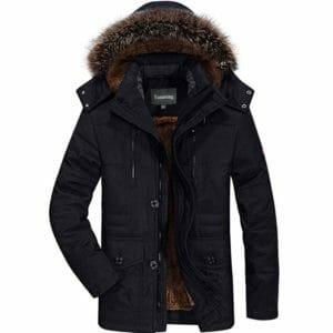 Tanming Top 10 Best Men's Winter Jackets