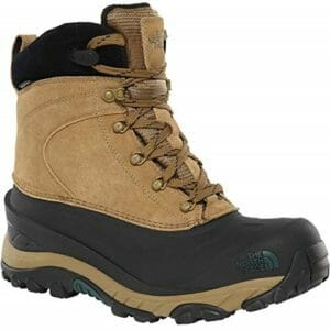 The North Face Top 10 Best Men's Winter Boots