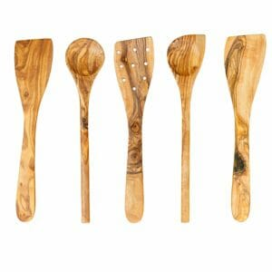 Thirteen Chefs Top 10 Best Wooden and Bamboo Kitchen Utensil Sets