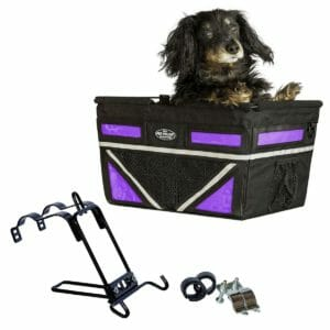 Travelin K9 Top 10 Best Bike Carriers For Dogs