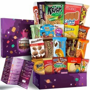 Turkish Munchies Top 10 Best International Foods Gifts