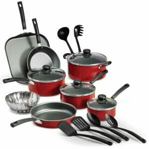 Unbranded Top 10 Best Non-stick Pots and Pans Sets