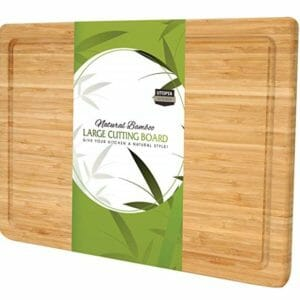 Utopia Kitchen Top 10 Best Wood and Bamboo Cutting Boards