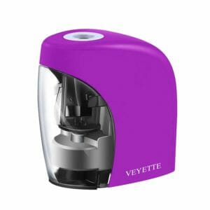 VEYETTE Top 10 Best Electric Pencil Sharpeners