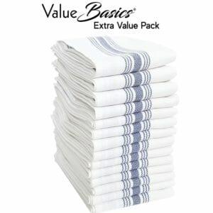 Value Basics Top 10 Best Kitchen Towel Sets