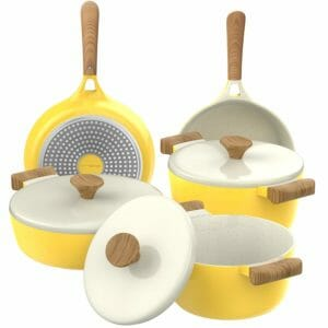 Vremi 2 Top 10 Best Pots and Pans Sets for Induction Stoves
