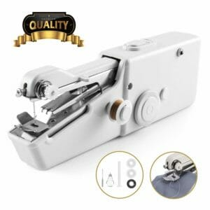 W-Dragon Top 10 Best Handheld and Portable Sewing Machines