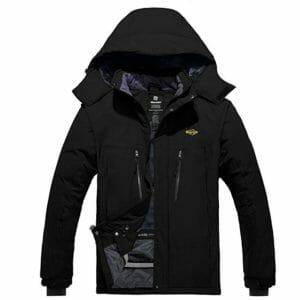 Wantdo Top 10 Best Men's Winter Coats