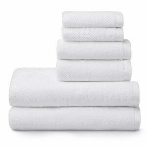 Welhome Franklin Top 10 Best Bath Towel Sets