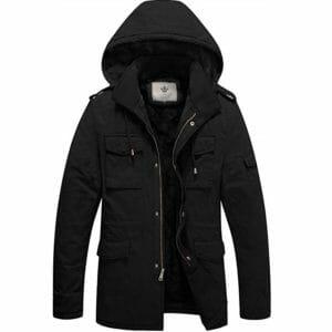 WenVen 2 Top 10 Best Men's Winter Jackets
