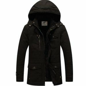 WenVen Top 10 Best Men's Winter Jackets