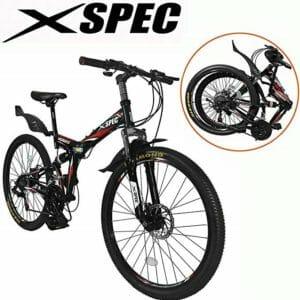 Xspec Top 10 Best Folding Bikes