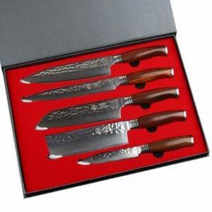 Yarenh Top 10 Best Chef Knife Sets