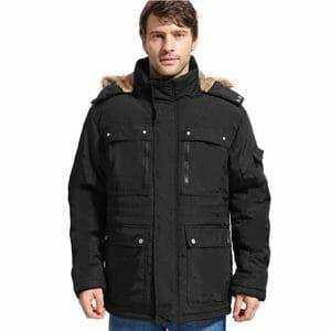 Yozai Top 10 Best Men's Winter Coats