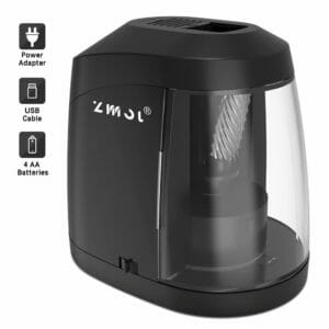Zmol Top 10 Best Electric Pencil Sharpeners