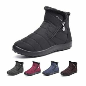 gracosy Top 10 Best Women's Winter Boots