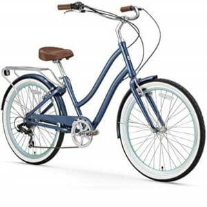 sixthreezero 2 Top 10 Best Cruiser Bikes for Women