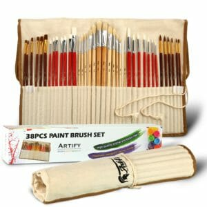 Artify 3 Top 10 Best Artist Paintbrush Sets