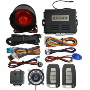 BANVIE Top 10 Best Keyless Remote Starter Kits