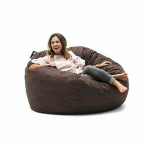 Big Joe 3 Top 10 Best Beanbag Chairs for Adults