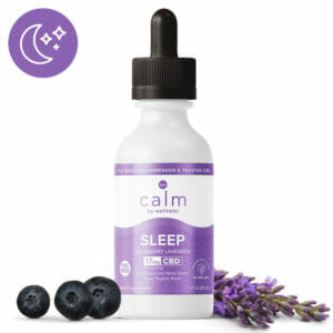 Calm by Wellness Top 20 THC-Free CBD Oils of 2020