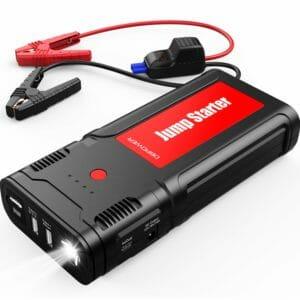 DBPower 2 Top 10 Best Portable Jump Starters