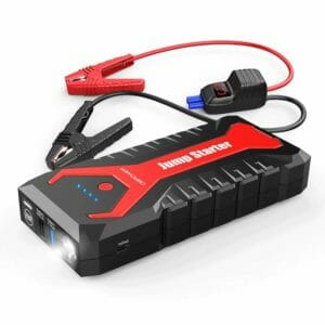 DBPower Top 10 Best Portable Jump Starters