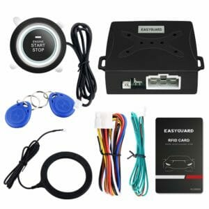 EASYGUARD 2 Top 10 Best Keyless Remote Starter Kits