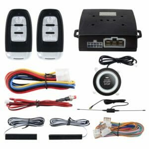 EASYGUARD Top 10 Best Keyless Remote Starter Kits
