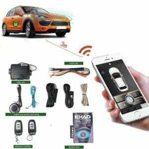 GIORDON Top 10 Best Keyless Remote Starter Kits