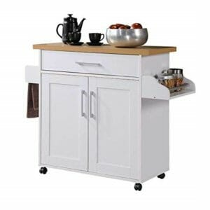 Hodedah Top 10 Best Rolling Kitchen Storage Carts