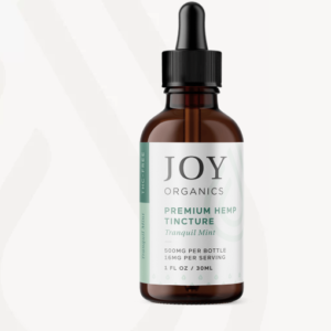 Joy Organics Top 20 THC-Free CBD Oils of 2020