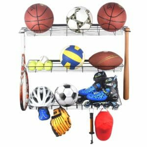 Kinghouse Top 10 Best Sports Equipment Organizers
