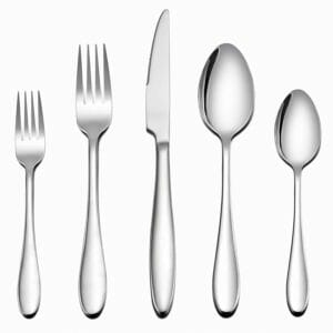 LIANYU 3 Top 10 Best Silverware Sets