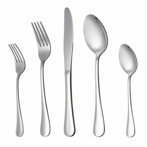 LIANYU Top 10 Best Silverware Sets
