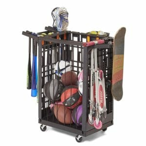 Lock & Roll Top 10 Best Sports Equipment Organizers