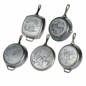 Lodge 3 Top 10 Best Cast Iron Pots and Pans Sets